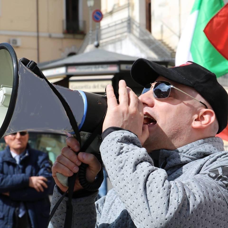 Igor Colombo (Azione Identitaria) - Lameziatermeit