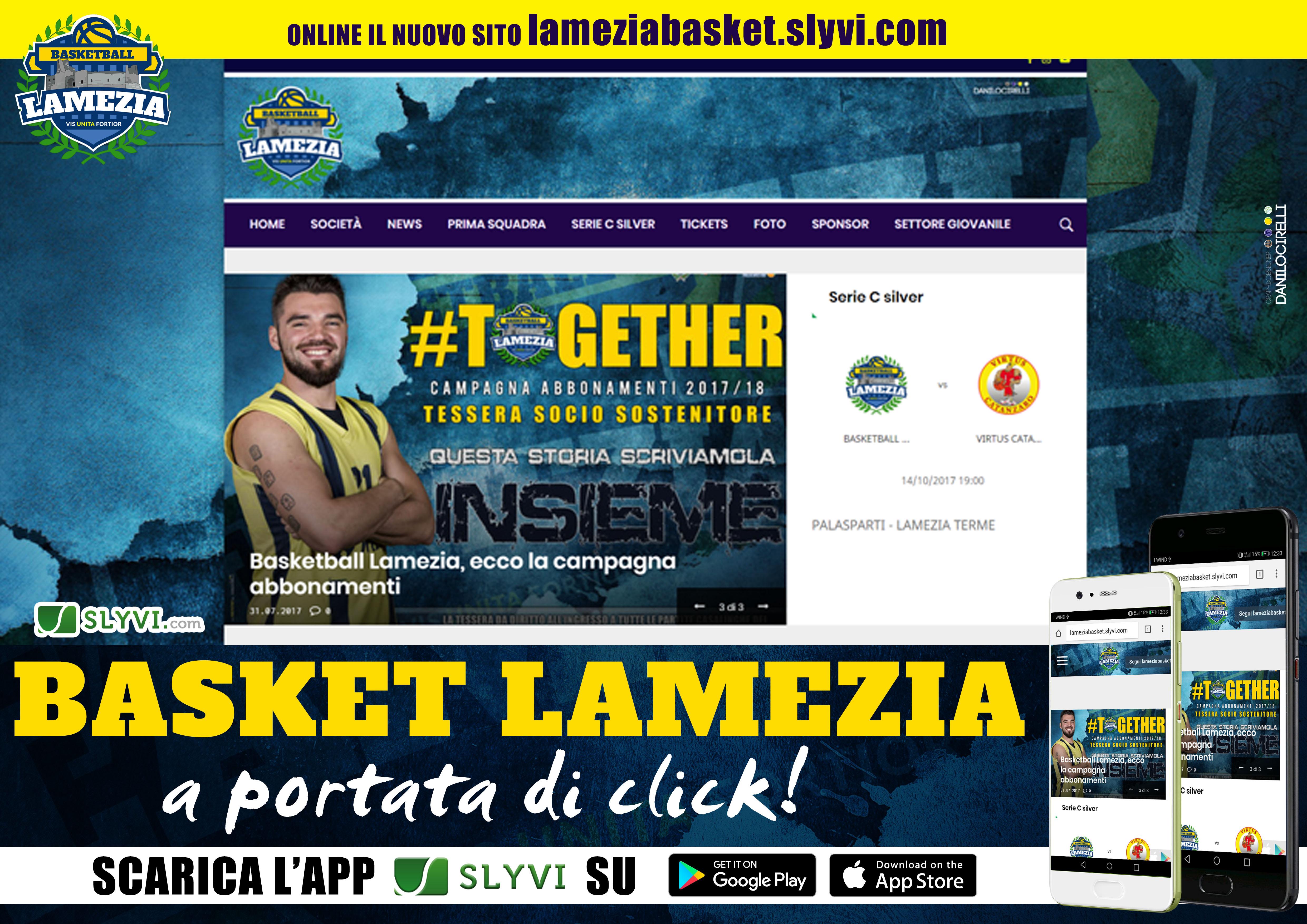 Basketball Lamezia - Lameziatermeit