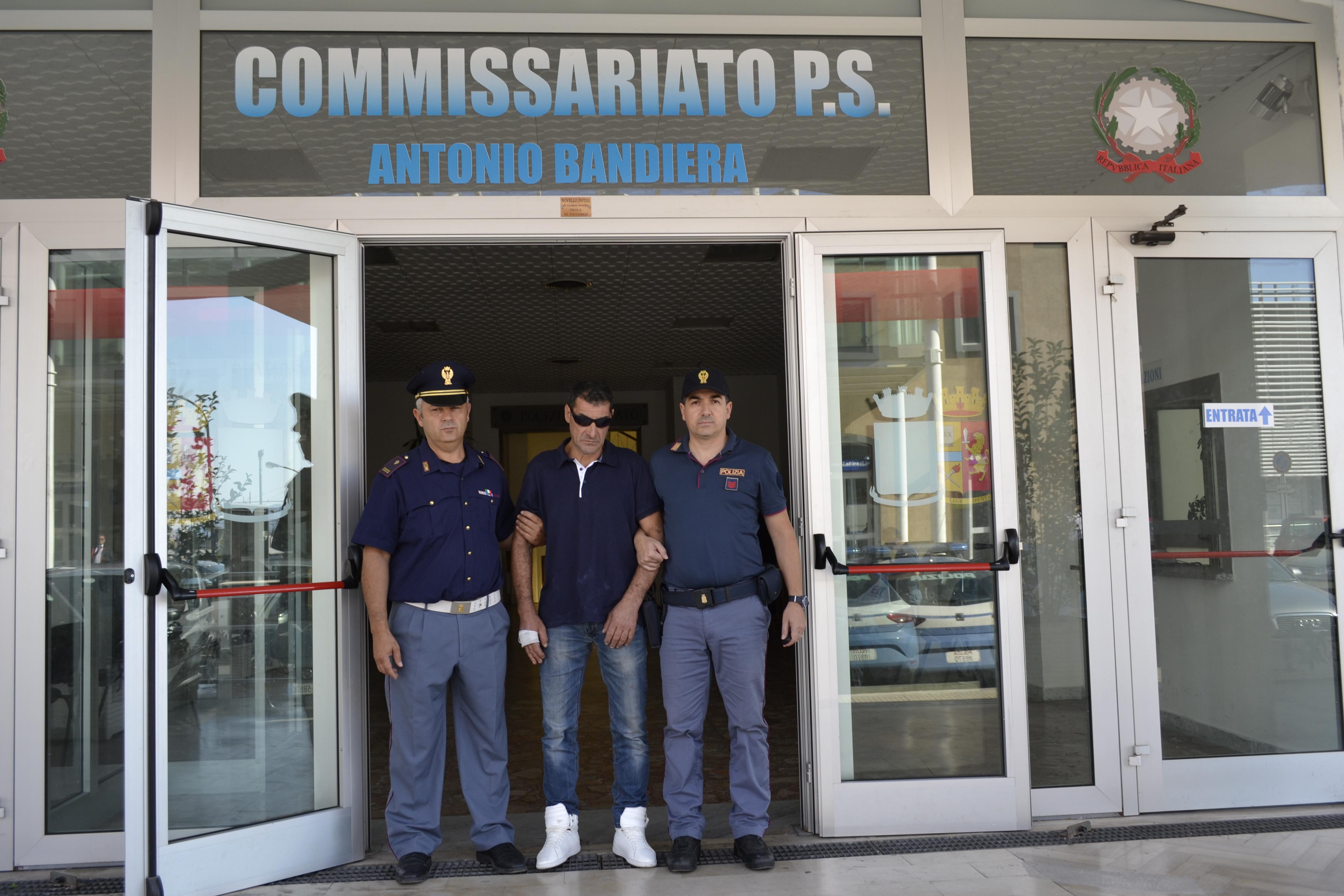 Arrestati per tentata estorsione - Lameziatermeit