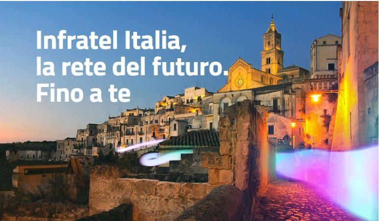Infratel Italia - Banda Ultralarga