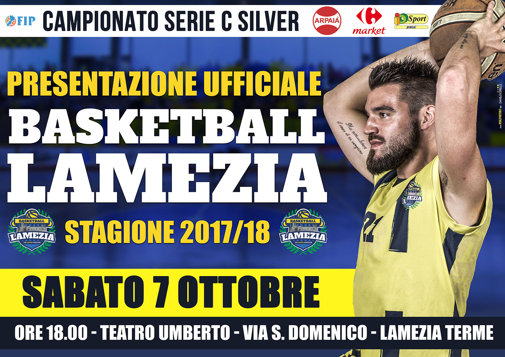Basketball Lamezia-LameziaTermeit