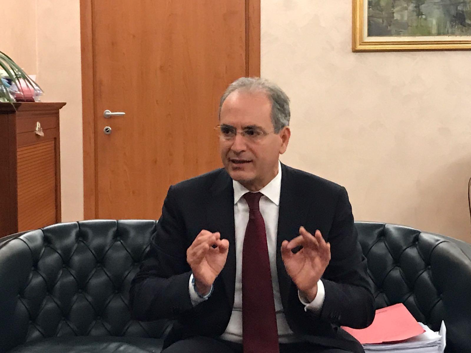 Paolo Mascaro, sindaco di Lamezia Terme - Lameziatermeit