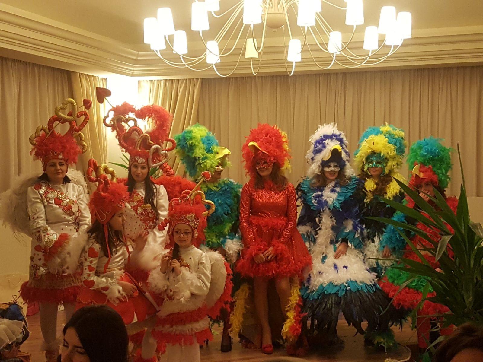 60 Carnevale di Castrovillari, maschere