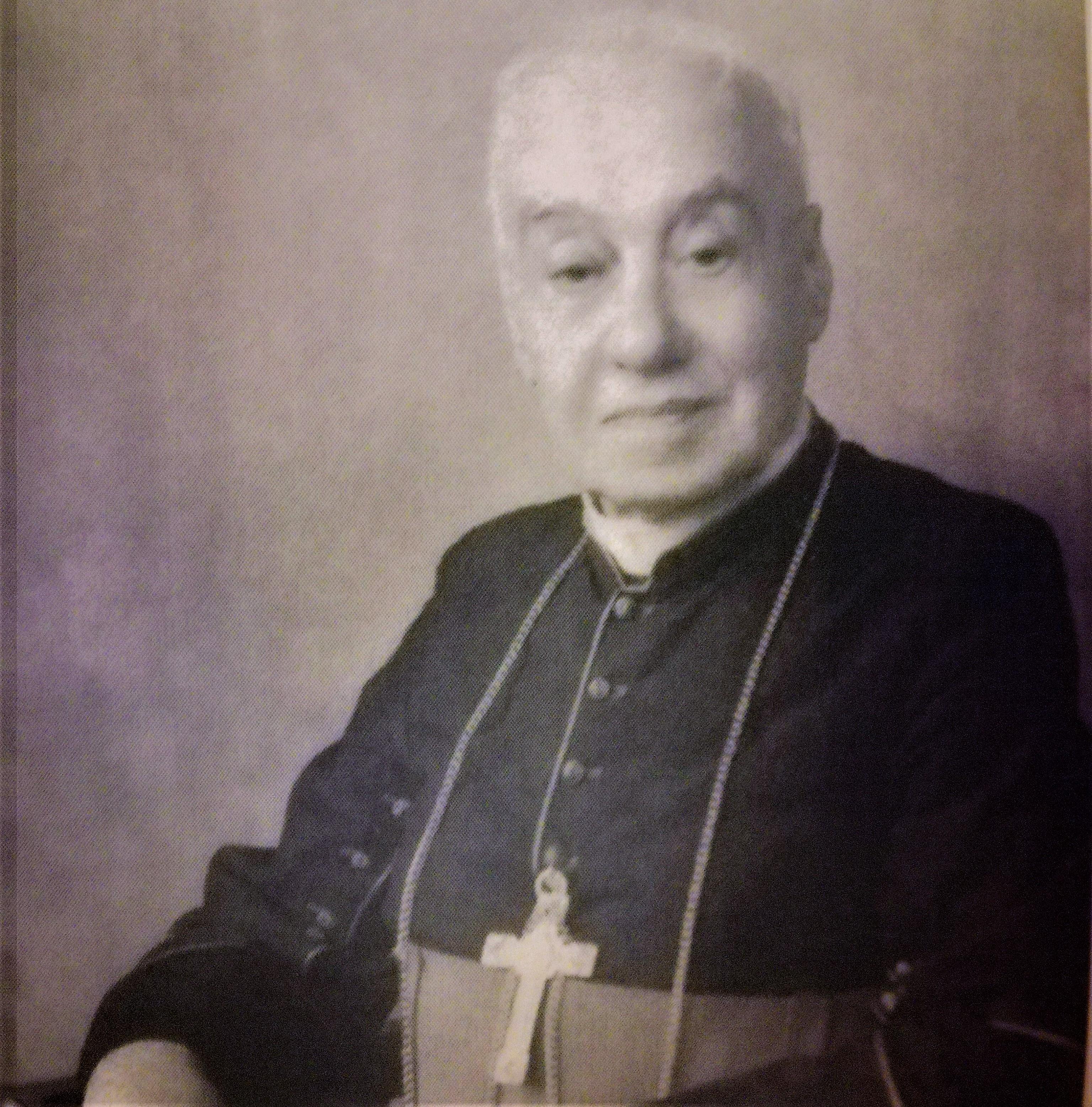 Vescovo Eugenio Giambro
