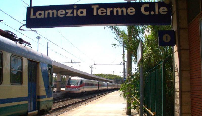 Stazione Lamezia Terme Centrale