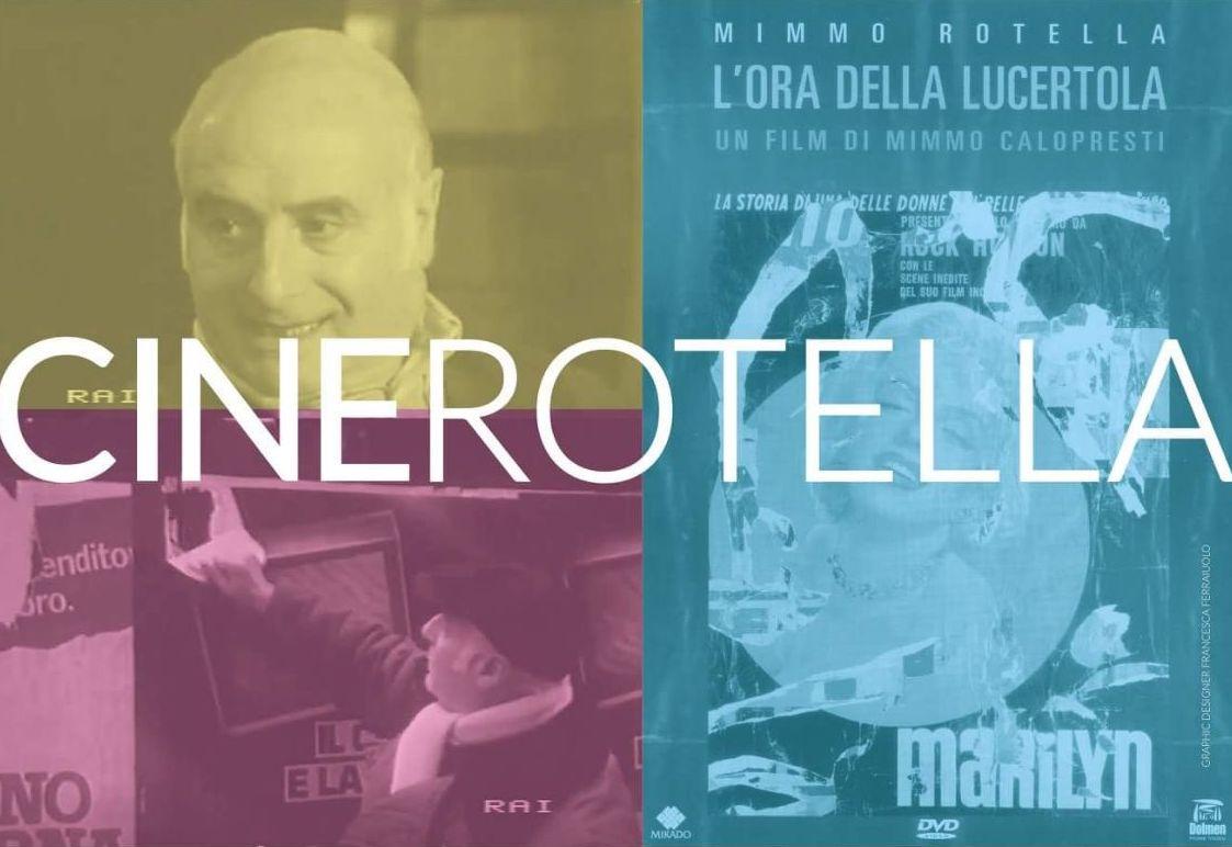 Cinerotella, omaggio a Mimmo Rotella