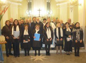 Cori uniti cantano in omaggio a San Giuseppe