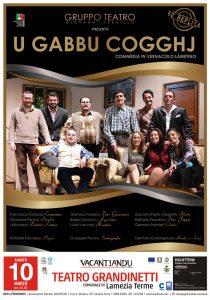U gabbu cogghj, compagnia Vercillo - LameziaTerme.it