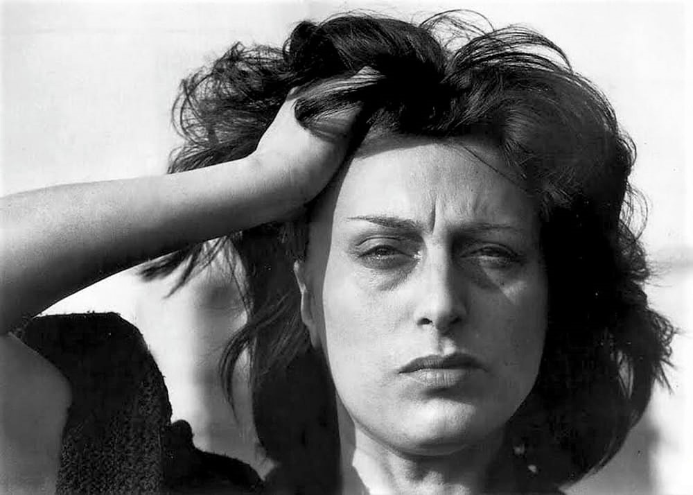 Anna Magnani cinema