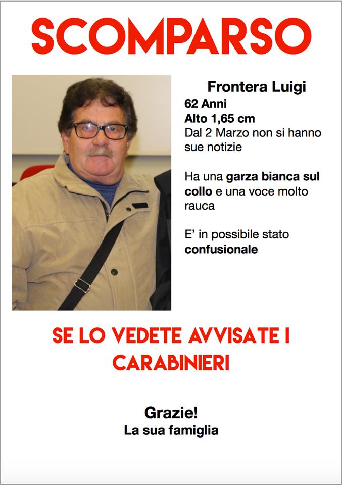 Luigi frontera