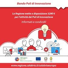Bando Poli di innovazione