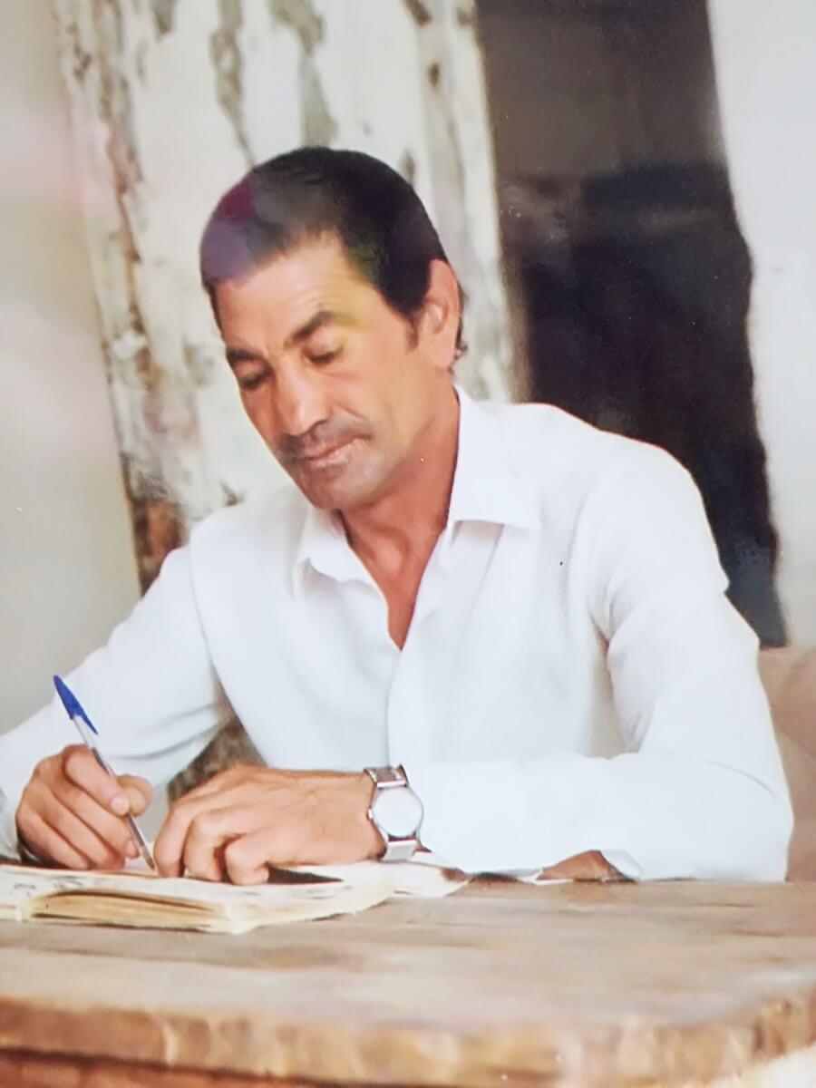 Poeta di Sambiase Salvatore Borelli