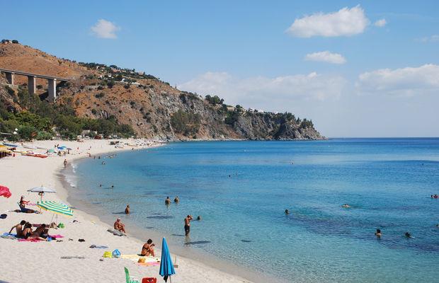 Caminia Spiagge più belle d'Italia