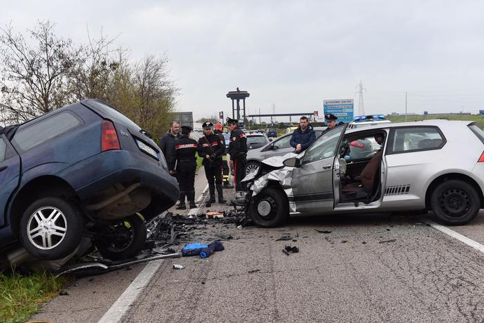 incidente stradale a Gioia Tauro-LameziaTermeit
