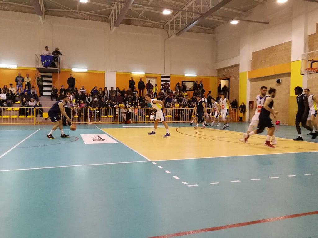 Basketball Lamezia – Nuovo Basket Soverato