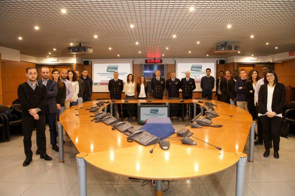 Incontro tra il Comando Generale della Guardia Costiera con la delegazione della LUISS Business School di Roma
