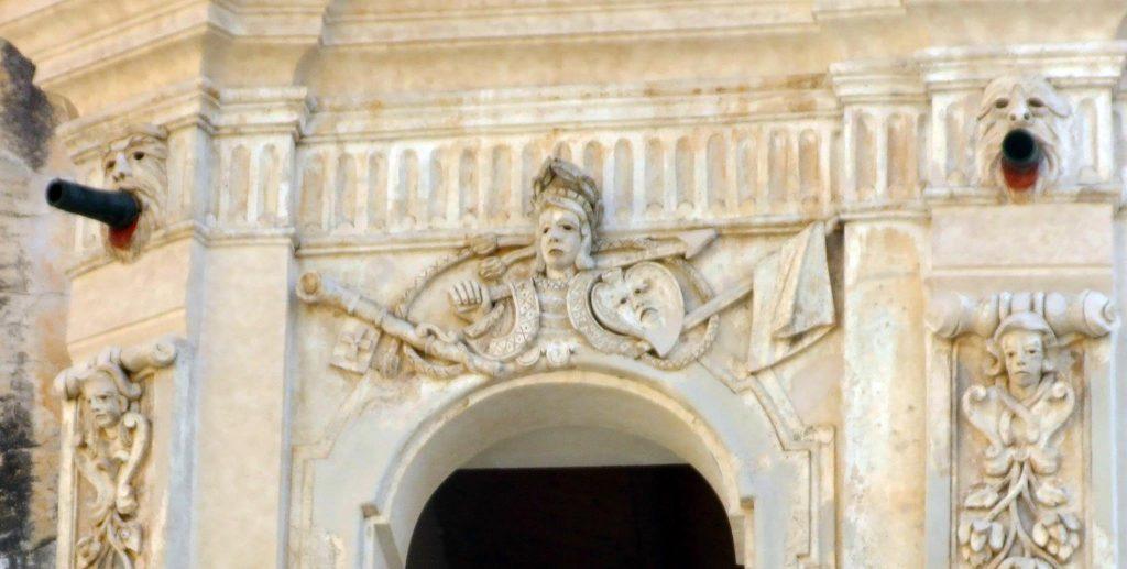 Architettura residenziale lametina: dal Rococo' all'Eclettismo