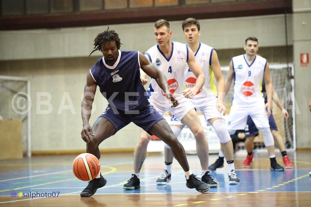 Nuovo Basket Soverato - Basketball Lamezia
