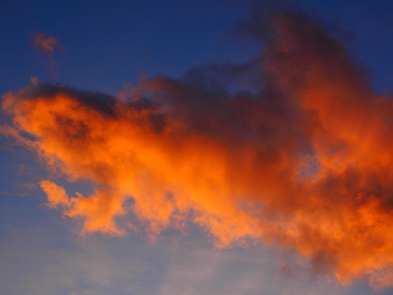 Calabria: in arrivo la nube rossa sahariana