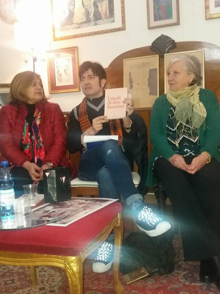 Cittadinanza linguistica e dialetto lametino: seminario al Centro Samarcanda