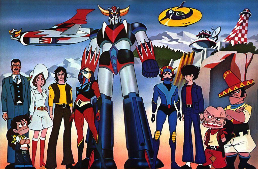 """Il 4 aprile del 1978, alle 19, la televisione italiana viveva uno dei suoi momenti storici: debuttava infatti, """"Atlas Ufo Robot"""", ovvero Goldrake"""