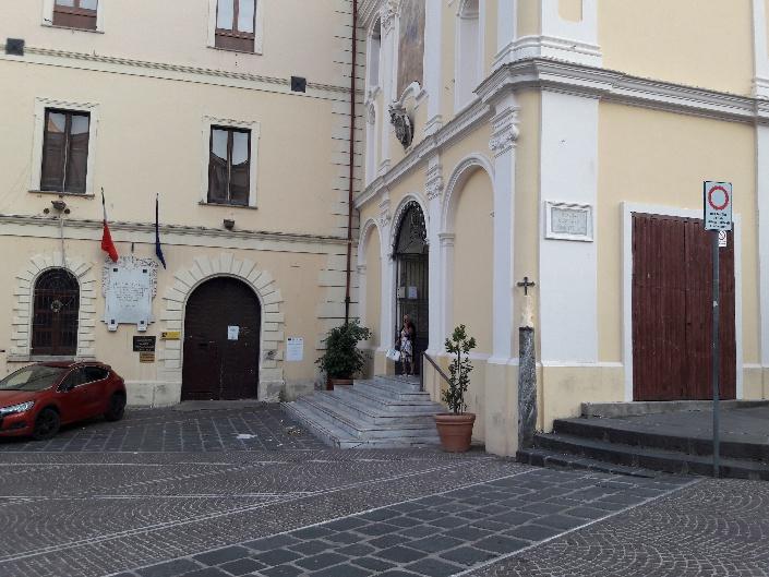 Lamezia, il 25 aprile apertura del Caffè Letterario al Chiostro