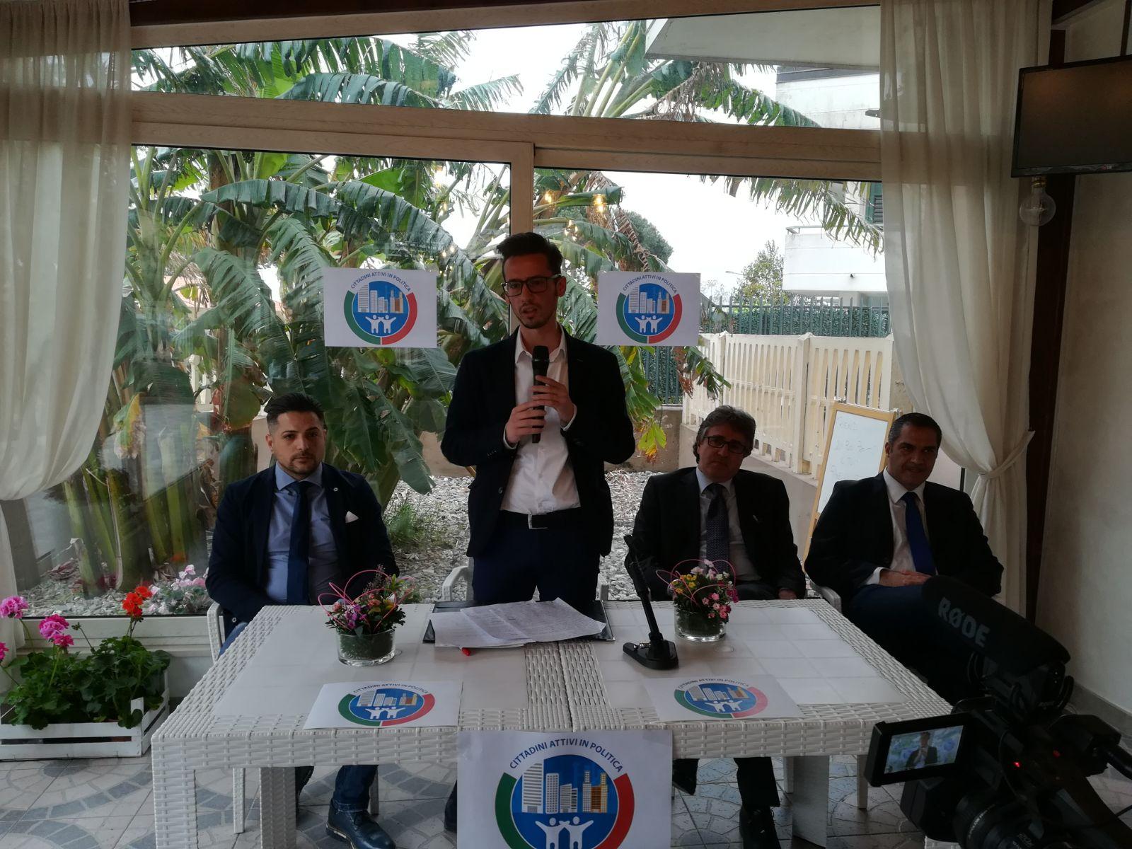 Lamezia, nasce l'associazione Cittadini attivi in politica