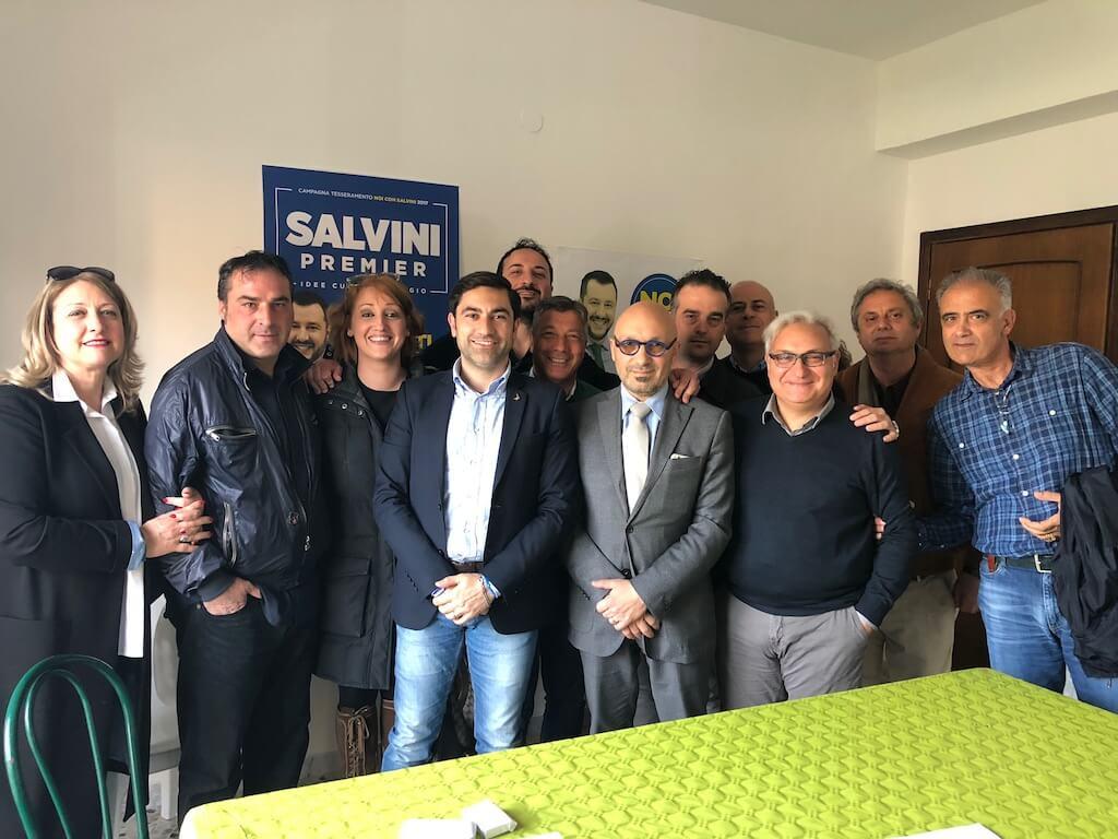 Lega Calabria: ripartiamo dai territori