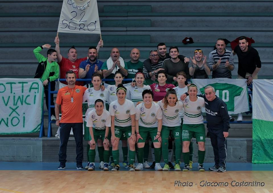 Royal Team-Reggio Calabria per proseguire la marcia