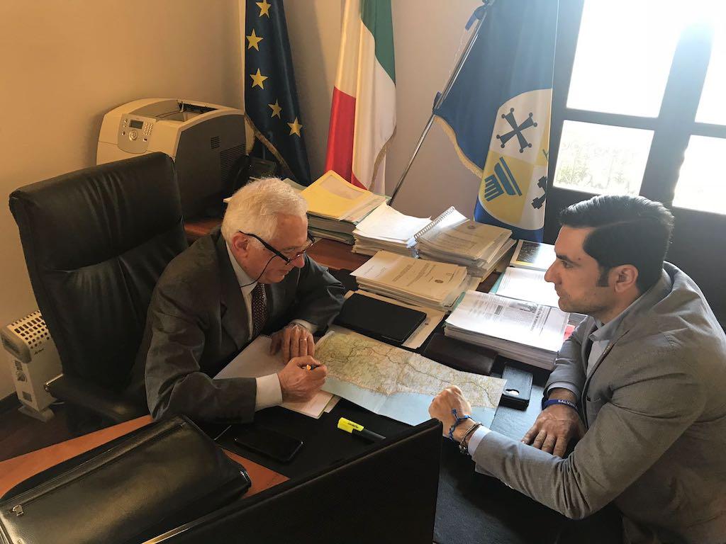 Sanità: l'On. Domenico Furgiuele incontra il Commissario Scura