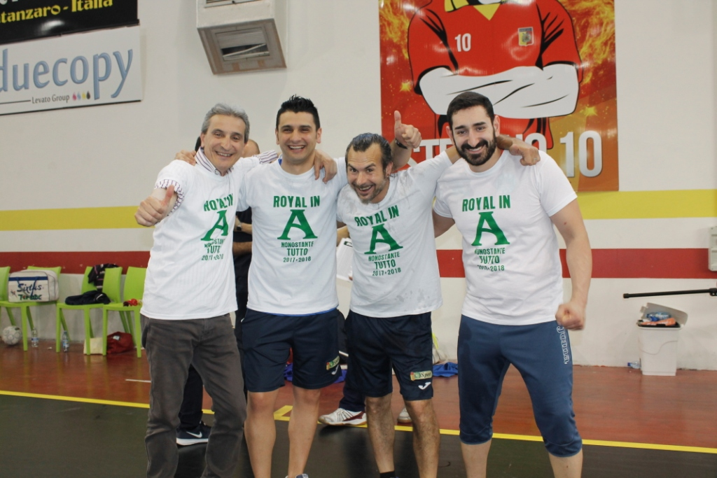royal team lamezia in serie A-LameziaTermeit