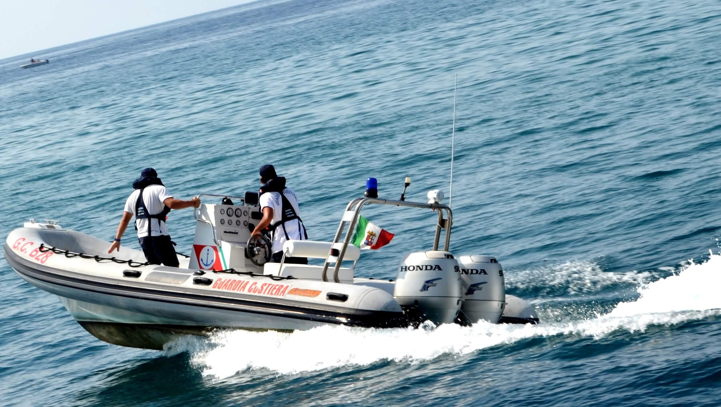 Guardia Costiera ricerca ragazzi gambiani