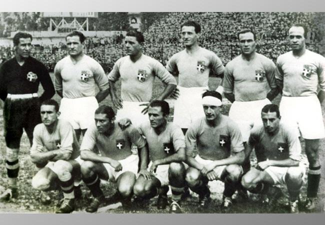 Italia ai Mondiali del 1934