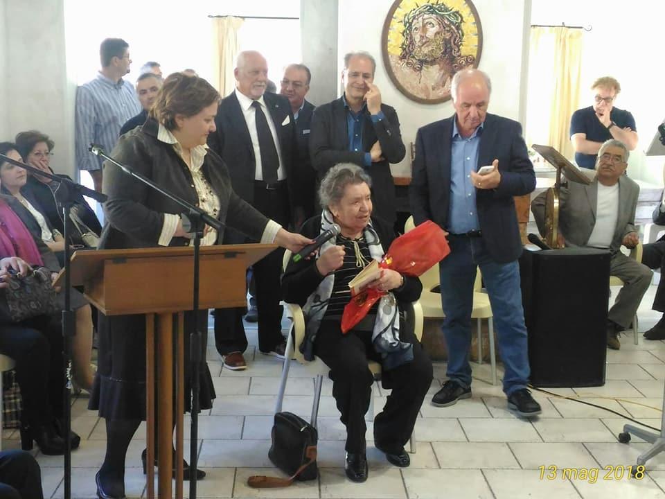 Musica e poesia alla casa di riposo Tamburrelli per festeggiare le mamme