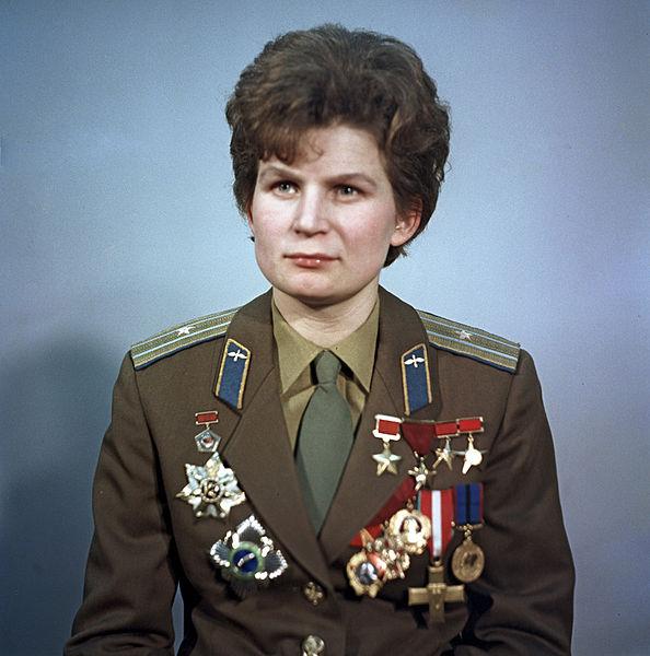 Cosmonauta Valentina Tereškova
