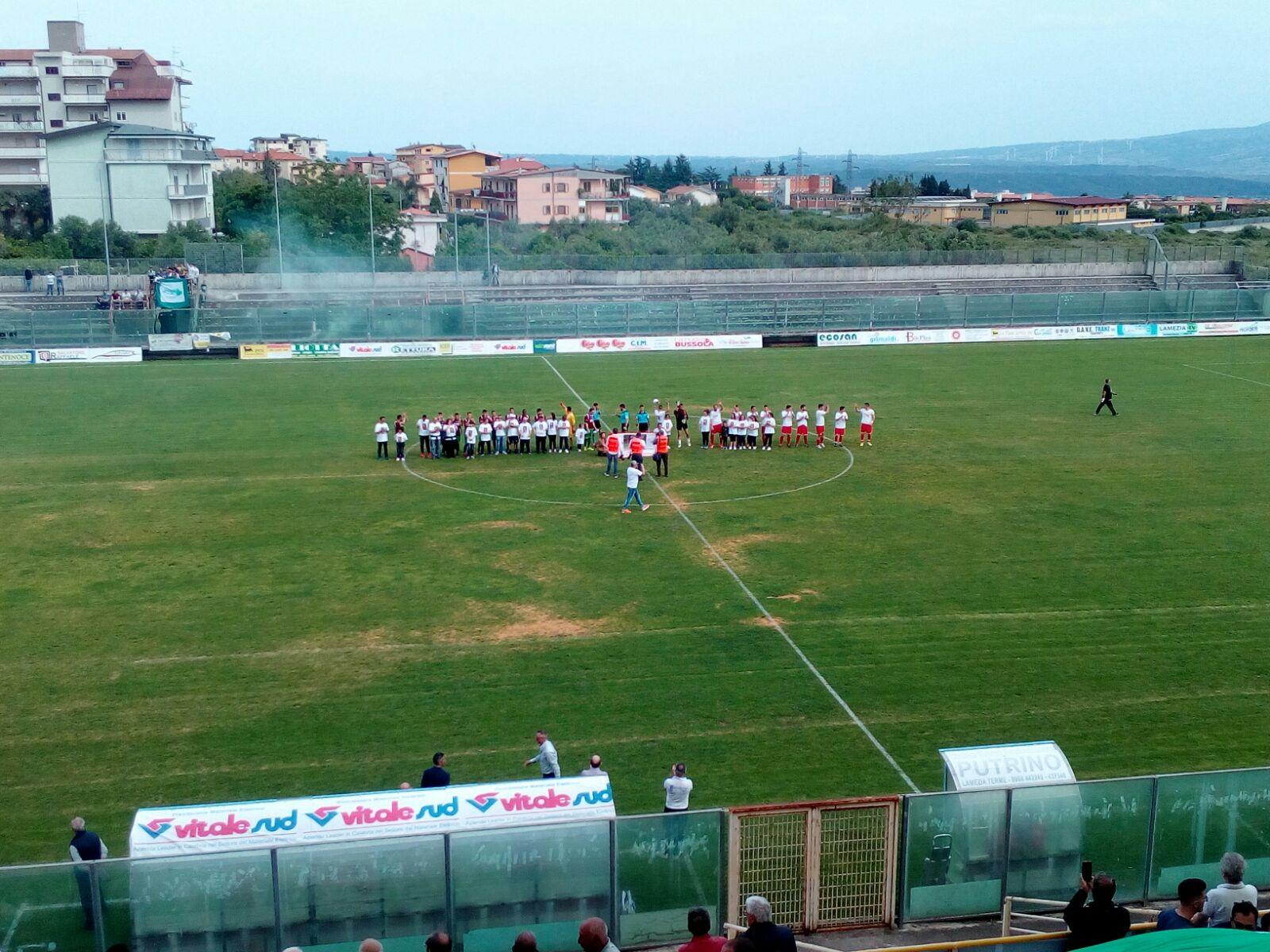 Playoff Vigor Lamezia-San Calogero