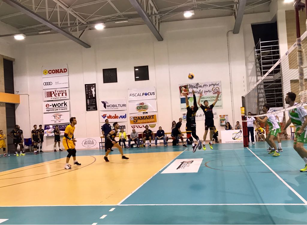 Conad Lamezia batte Macerata e vola in finale play-off