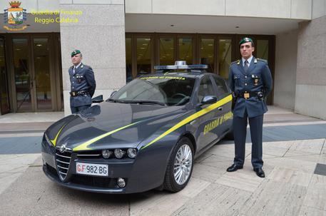 Guardia finanza Reggio Calabria