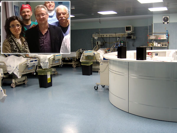 Lamezia. Ricerca musicoterapia dell'ospedale presentata a conferenza internazionale