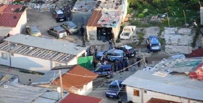 Lamezia, omicidio al campo rom: fermato un uomo di 31 anni