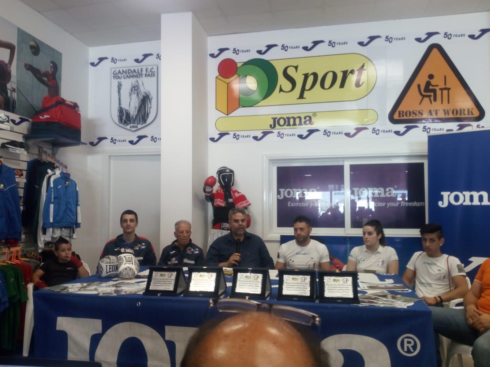 Lamezia. Presentata la quarta edizione del torneo interregionale di pugilato