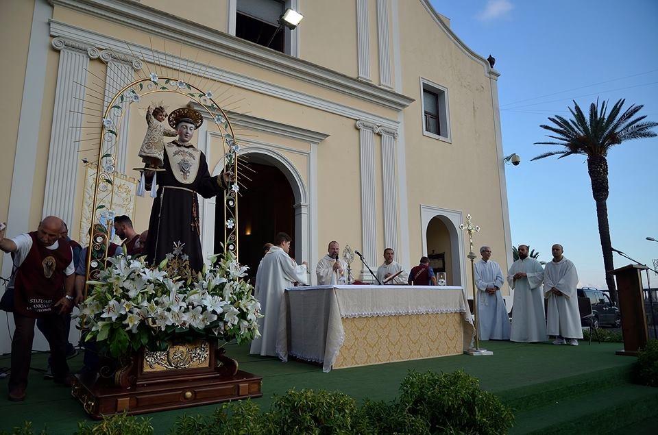 Lamezia. inizia la Tredicina di Sant'Antonio: una tradizione nata tanti secoli fa