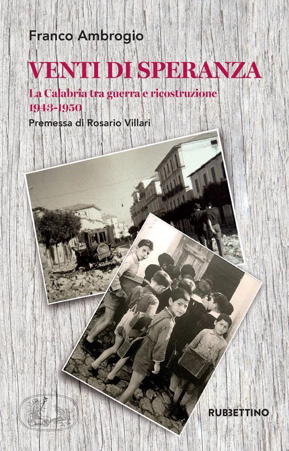 Il 3 maggio la presentazione di Venti di speranza, nuovo libro di Franco Ambrogio