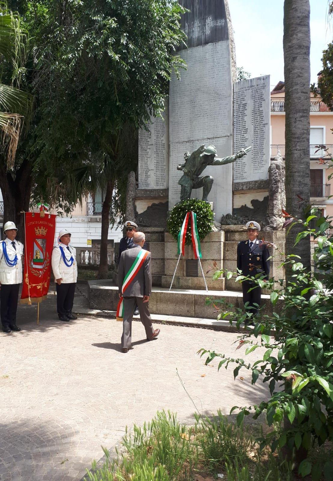 2 Giugno, Lamezia festeggia la Repubblica col commissario prefettizio