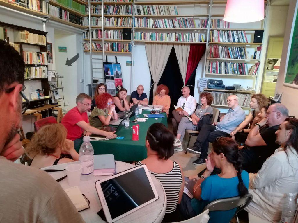 C.Re.S.Co - Coordinamento delle Realtà della Scena Contemporanea in dialogo a Lamezia Terme