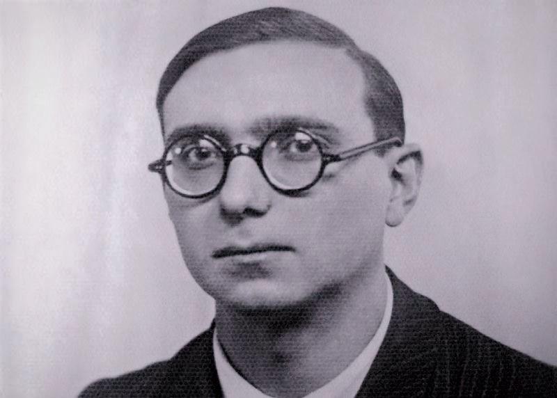 Lorenzo Calogero poeta di Melicuccà