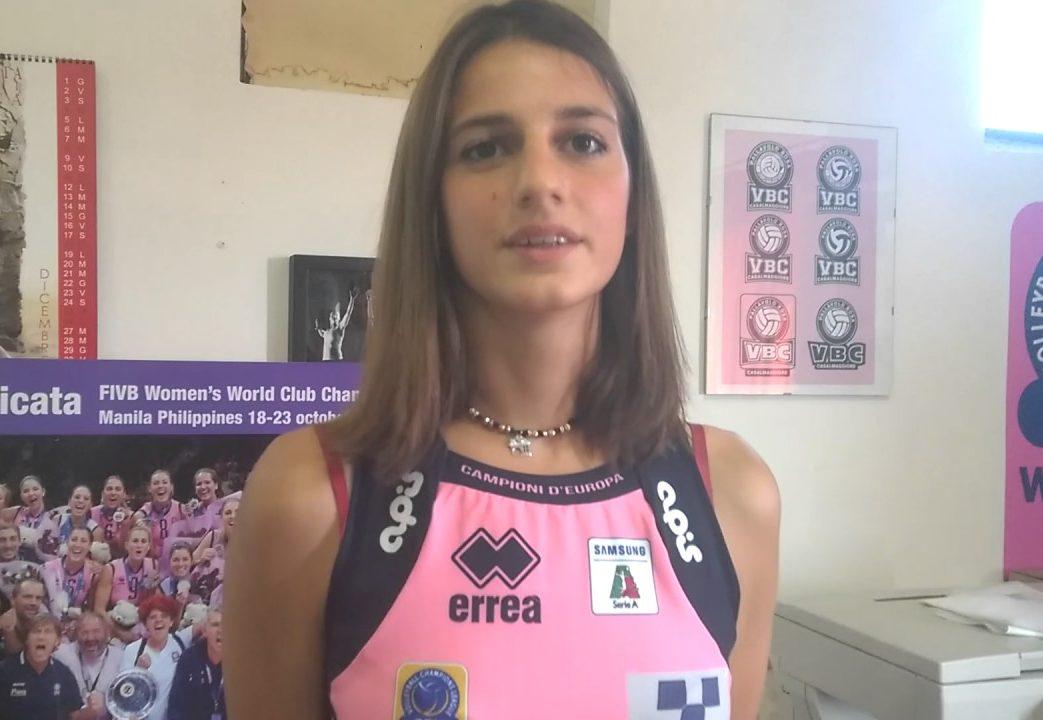 Napodano nuovo libero del Volley Soverato-LameziaTermeit