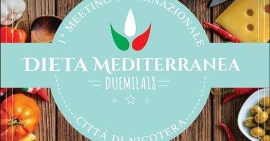 meeting dieta mediterranea lidia bastianich