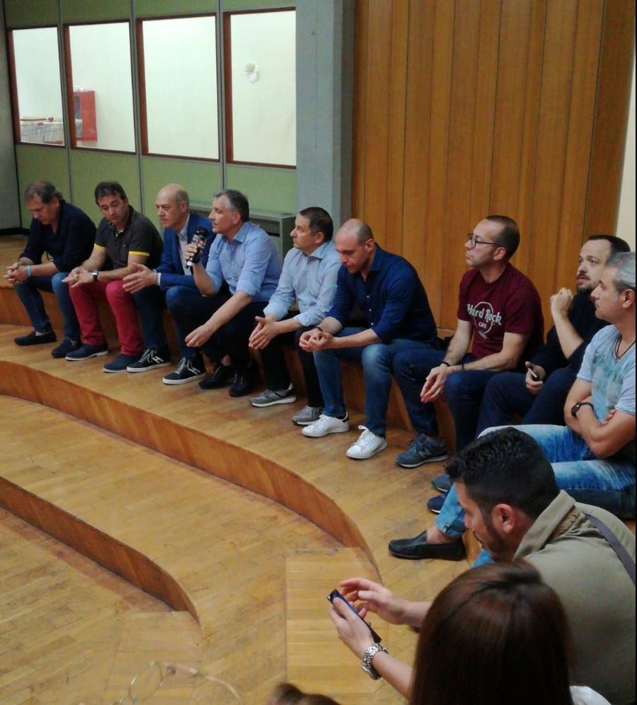 conferenza comitato sì allo sport-LameziaTermeit