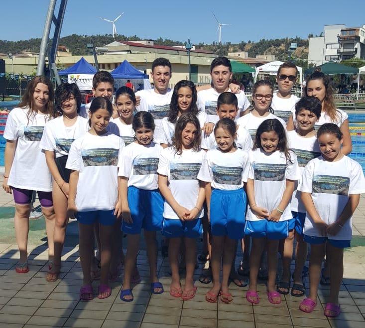 Arvalia Lamezia protagonista al VII Trofeo Libertas di Nuoto Citta' di Pitagora